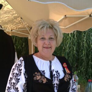 Tatiana HINTEUAR - Vicepreședinte